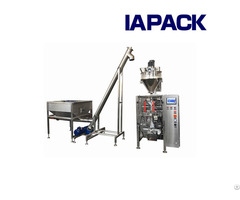 Quad Seal Bag Powder Packaging Machine