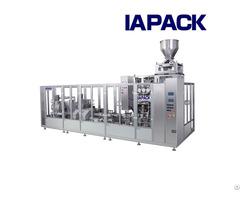 Automatic Vacuum Brick Bag Packing Machine