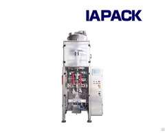 Vffs Packaging Machine With Volumetric Cup Measuring Filler