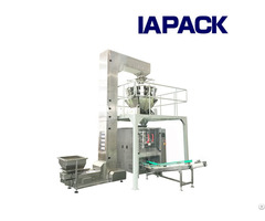 Vertical Granule Form Fill And Seal Packaging Machine