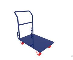 Warehouse Platform Cart The Cargo Trolley