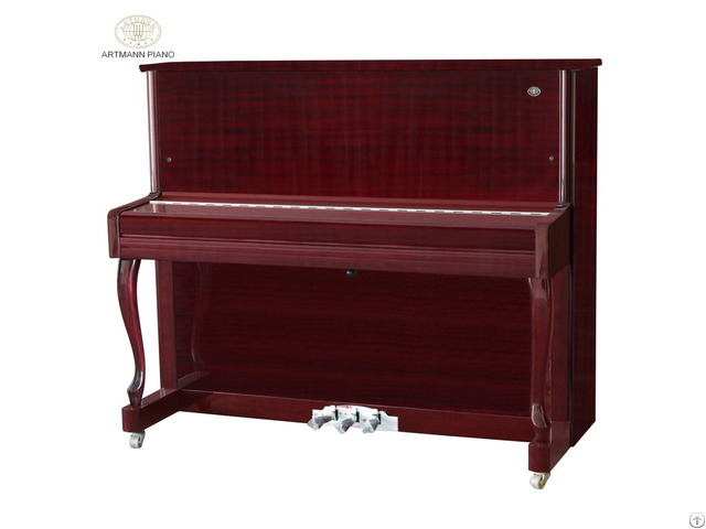 Shanghai Artmann Up123a2 Vertical Piano