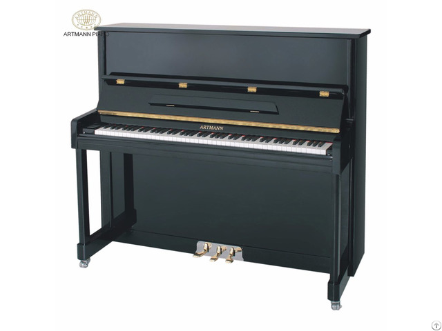 Shanghai Artmann Up125a Vertical Piano