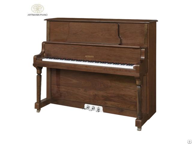 Shanghai Artmann Up126a3 Vertical Piano