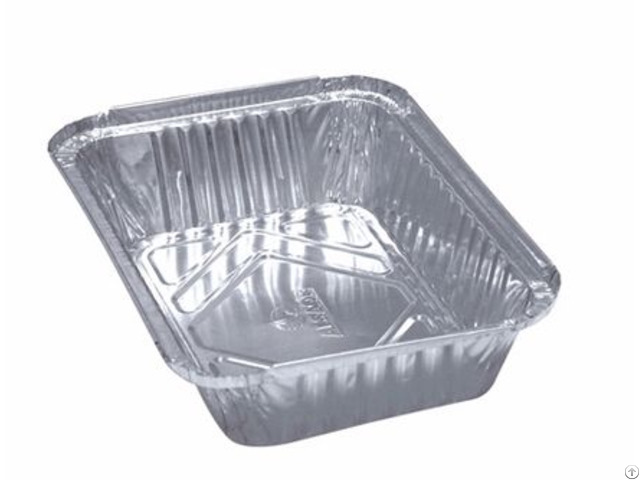 No 2 Aluminum Foil Container