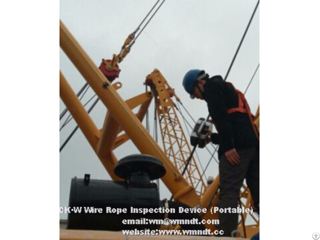 Wire Rope Inspection