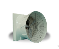 High Efficience Swine Poultry Farm Using Fiberglass Ventilation Fan