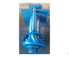 Pv Spr Vertical Submerged Slurry Pump