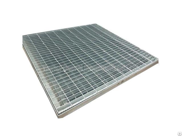 Serrated Bar Steel Grating