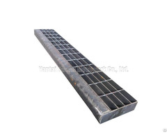 T3 Steel Grating Stair Treads