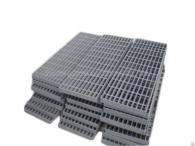 T1 Steel Grating Stair Treads