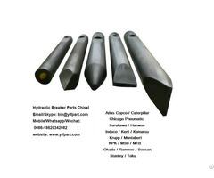 Jkhb Excavator Hydraulic Breaker Hammer V Wedge Chisel