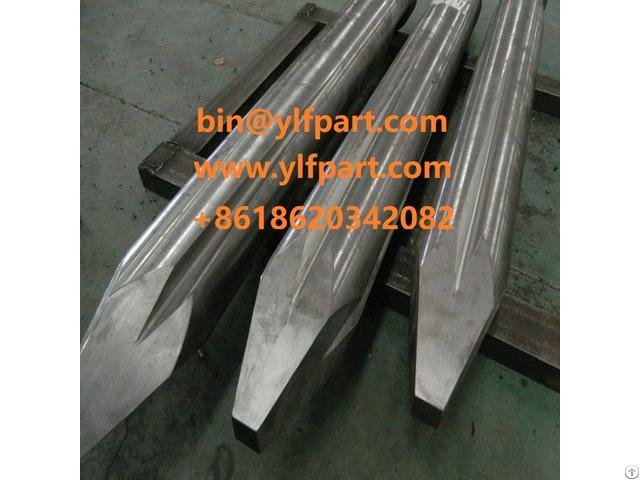 Krupp Hm130 Hm140v Hydraulic Breaker Chisel