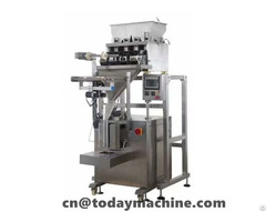 Beans Packaging Machine For Foodshop