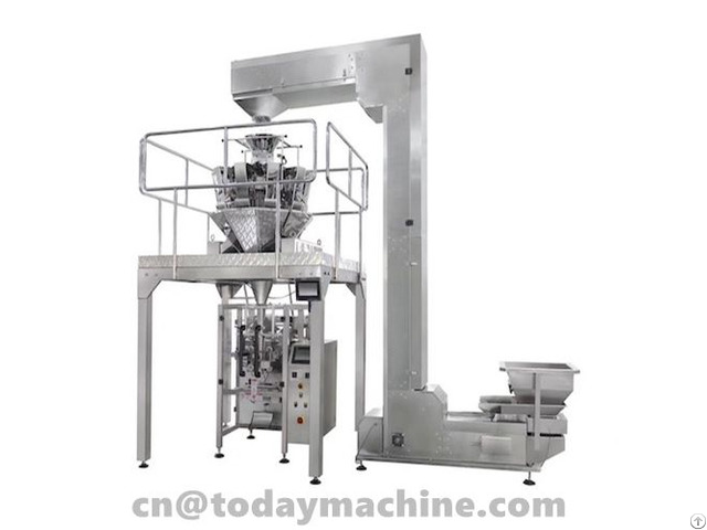 Multi Head Weigher