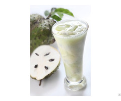 Frozen Soursop Juice