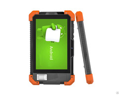 Cheapest Factory Hidon 7 Inch Rugged Android Industry Tablet With 2d Barcode Front Nfc Uhf Rfid