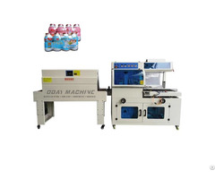 L Sealing Shrink Wrapping Machine Packaging Jam Honey Milk