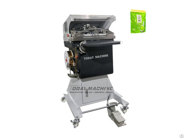 Twist Tie Packing Machine For Bread Bags And Candy Bag