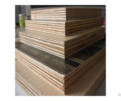 China Aceall 4 X8 Phenolic Hardwood Marine Film Faced Plywood Formwork For Concrete Construction