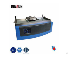 Scrub Wear Tester For Paint Uncoated Surface
