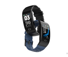 Cheap High Quality Waterproof Fitness Watch Bracelet Wristband Heart Rate Monitor With Pedometer