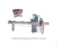 Wholesale Automatic Packing Machine Small Cookie Flow Wrapper