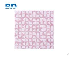 Pink Glass Mosaic 3d