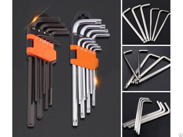 Wrenches Spanners
