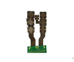 Flying Tail Structure Rigid Flex Pcb