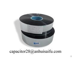 Aluminum Zinc Metalized Polypropylene Film For Capacitor