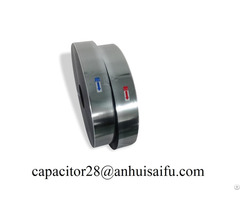 Metallized Polyethylene Bopp Film 5 5um For Capacitors