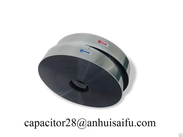 Metallized Polypropylene Plastic Film 5um Capacitor Grade