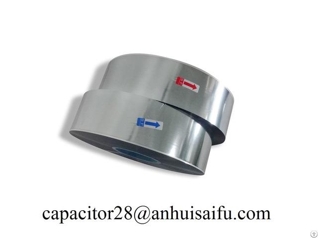 Aluminum Metallized Bopp Capacitor Film