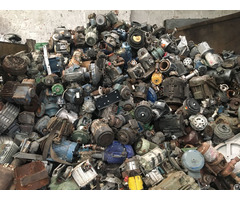Electric Motor Scrap Recycling