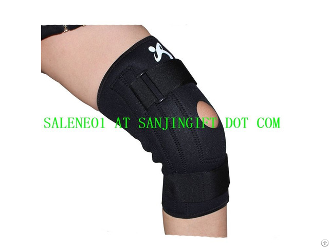 Neoprene Material Knee Support Protector