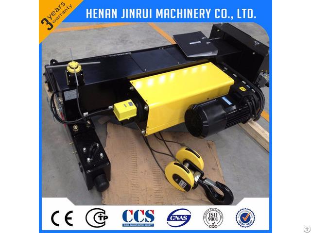 Electric Automatic Crane Hoist Capacity 1 3 5 10t