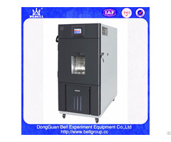 Fast Temperature Change Rate Environmental Test Chamber