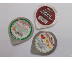 China Plastic Cup Lid Sealing Film