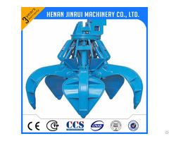 Low Voltage Hydraulic Mechnical Grab Price From China