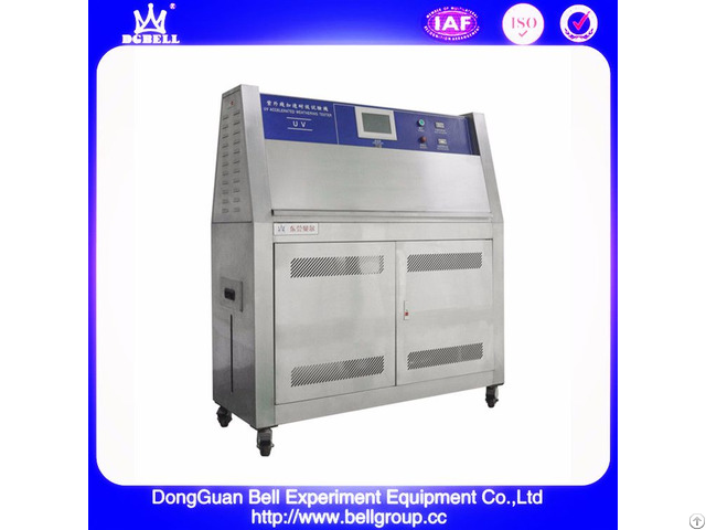 Specialize In Uv Lamp Testing Chamber For Aging Test Supplier