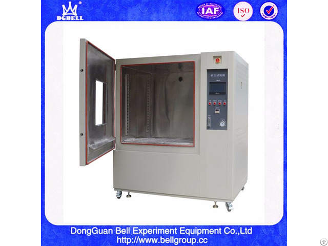 Laboratory Dust And Sand Flow Test Machine