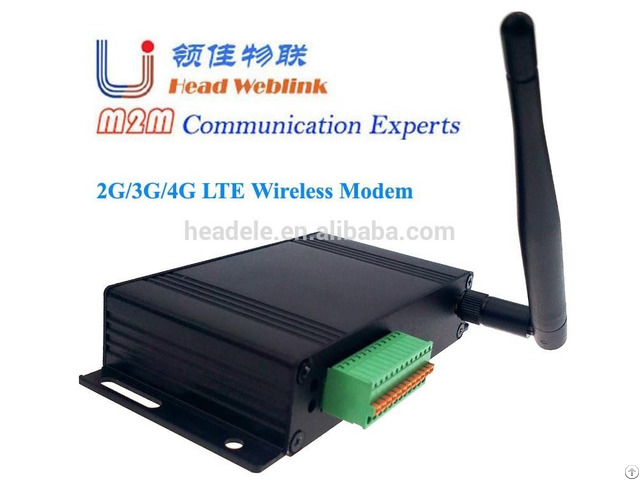 Industiral 4g Lte M2m Modem Support 2g Gsm And 3g Wcdma
