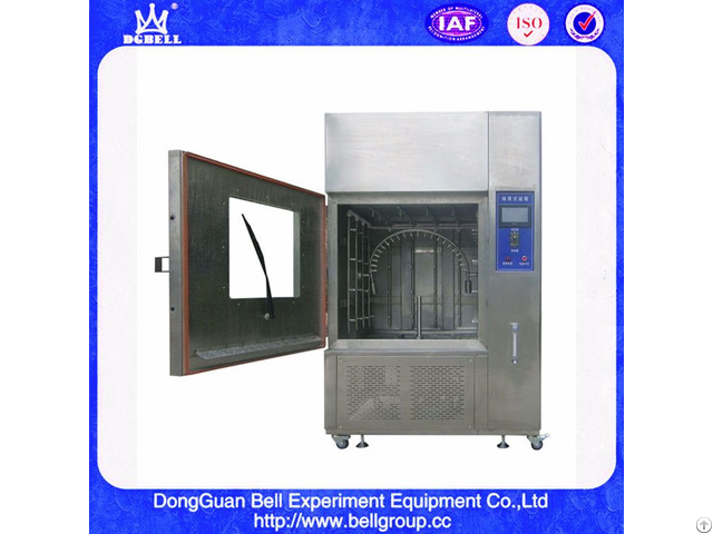 Climate Spray Nozzle Rain Water Test Chamber Price
