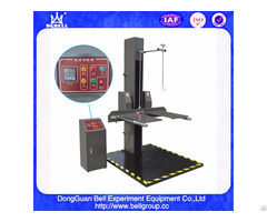 Wide Range Of Usage Double Wing Packages Drop Impact Testing Machine Bf F 415d