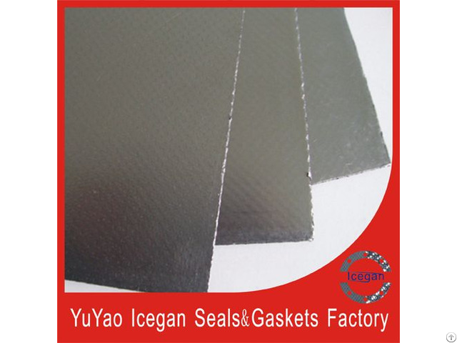 Reinforced Graphite Composite Sheet