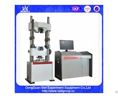 600kn Hydraulic Universal Tensile Testing Machine Price