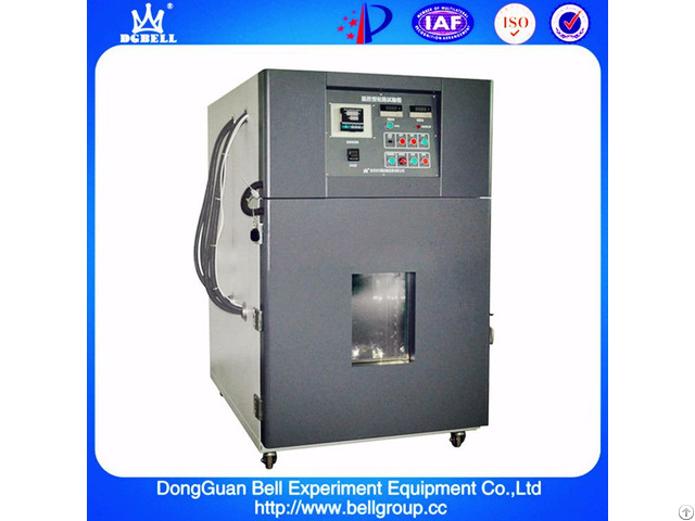 New Aio Temperature Control Battery Short Circuit Testing Equipment