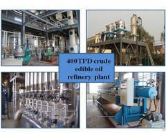 Henan Doing Company Vegetable Oil Refinery Plant