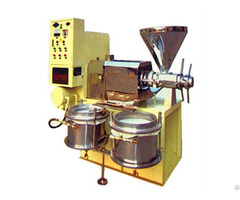 Soybean Oil Expelling Machine